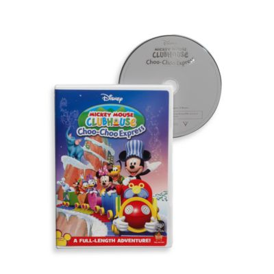 Disney® Mickey Mouse Clubhouse Choo-Choo Express DVD
