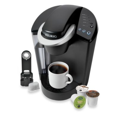 Coffee Maker Clean Button : Keurig K45 Elite Brewing System in Black