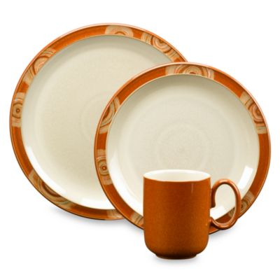Denby Chilli Fire 12-Piece Dinnerware
