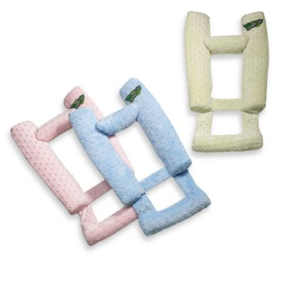 Snuggin Go™ Infant Support and Positioner in Blue