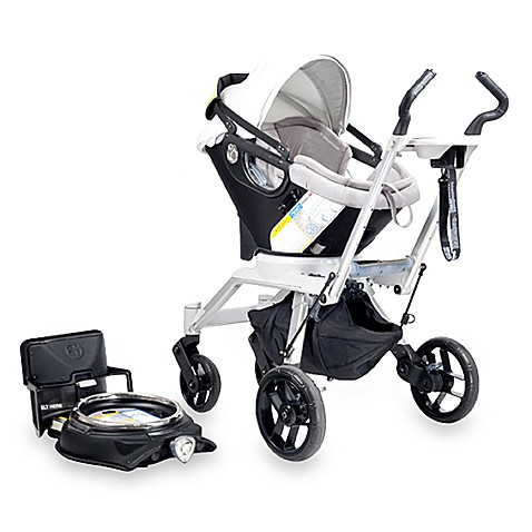 Orbit Baby™ Stroller Frame G2 and Accessories - Black