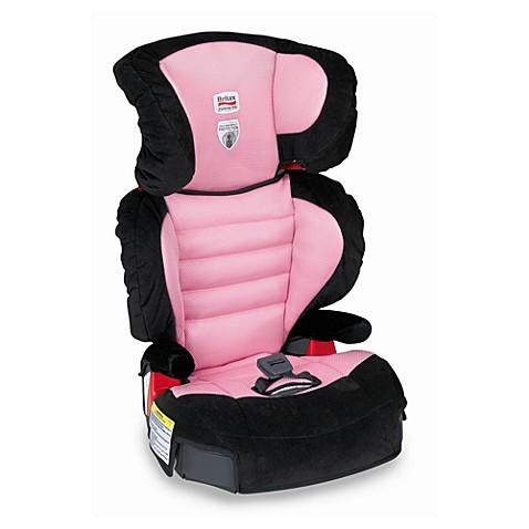britax parkway booster car seat pink bed bath beyond. Black Bedroom Furniture Sets. Home Design Ideas