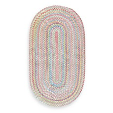 Cutting Garden Oval Rug in Grass