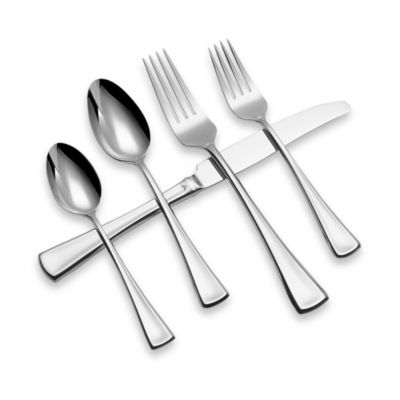 Series by Gorham® Sabrina™ 45-Piece Flatware Set