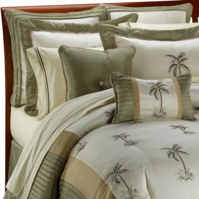 Palm Tree Twin Bedding