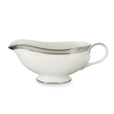 Waterford® Newgrange Platinum Gravy Boat