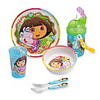 Dora The Explorer Dinnerware and Drinkware