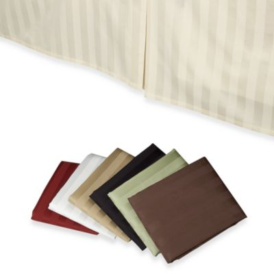 Wamsutta® 500 Damask Bed Skirt