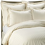 Wamsutta® 500 Damask Ivory Duvet Cover Set