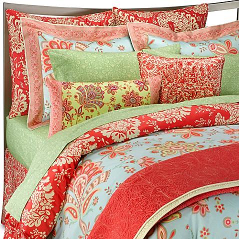 Amy Butler Sari Bloom Duvet Cover 100 Cotton Bed Bath