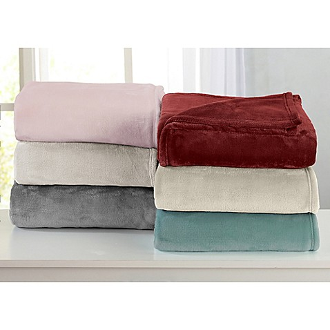 Great Bay Home Portland Ultra Plush Blanket