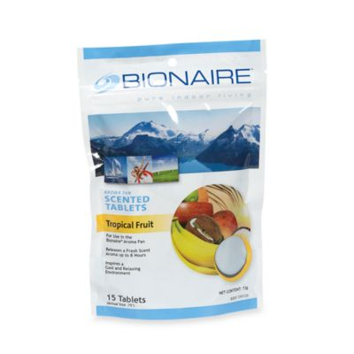 Bionaire® 16-Inch Scent Fan 15-Count Tropical Fruit Cartridge