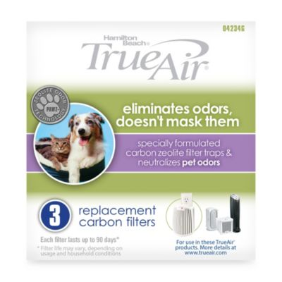 True Air® Compact Pet Air Purifier