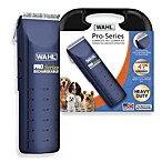 Wahl® Pro-Series Complete Pet Clipper Kit Corded or Cordless Operation