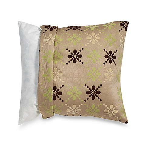 make your own pillow clover apple pillow cover bed bath beyond. Black Bedroom Furniture Sets. Home Design Ideas