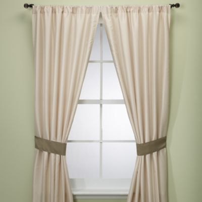 Capri Palm Tree Window Treatment