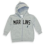 MLB Florida Marlins Embroidered Hoodie, 100% Cotton