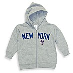 MLB New York Mets Embroidered Hoodie, 100% Cotton
