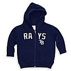 MLB Tampa Bay Rays Embroidered Hoodie, 100% Cotton