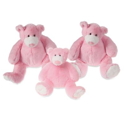Mary Meyer® Plush Pink Bear