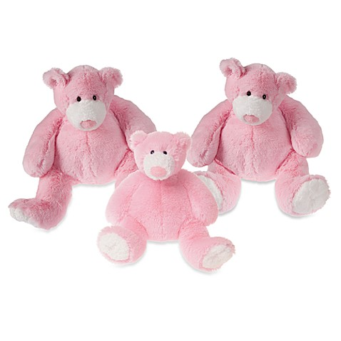 "Mary Meyer® 10"" Plush Pink Bear"