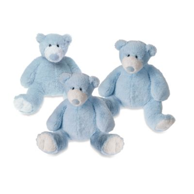 Mary Meyer® Plush Blue Bear