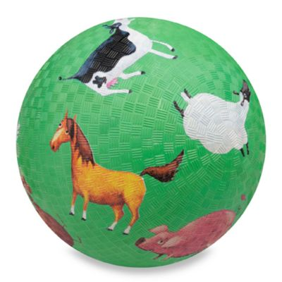 Crocodile Creek 7-Inch Barnyard Sounds PlayBall