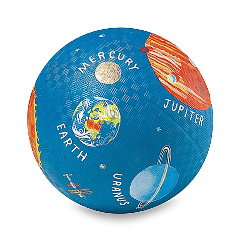 Crocodile Creek 5-Inch Solar System Playground Ball