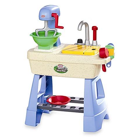 Little tikes makin 39 mud pies kitchen set bed bath beyond for Kitchen set little tikes