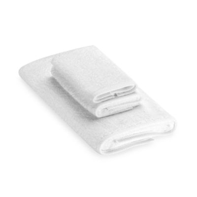 Avanti Premier Washcloth in White
