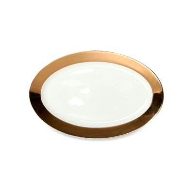 CRU by Darbie Angell Monaco Oval Platter