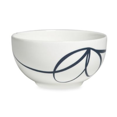 Vera Wang Wedgwood® Glisse Sugar Bowl