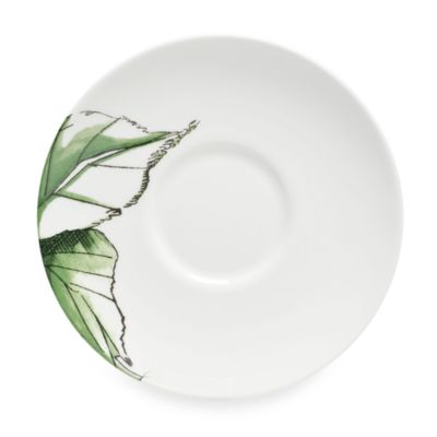 Vera Wang Wedgwood® Floral Leaf Saucer