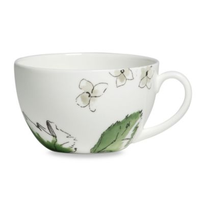 Vera Wang Wedgwood® Floral Leaf 4-Ounce Teacup
