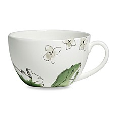 Vera Wang Wedgwood® Floral Leaf Teacup