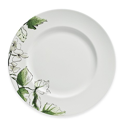 Vera Wang Wedgwood® Floral Leaf Dinner Plate