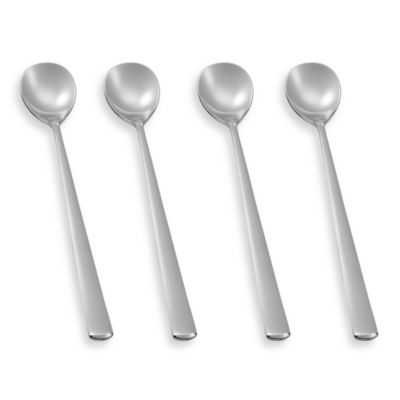Bistro Iced Tea Spoons (Set of 4)