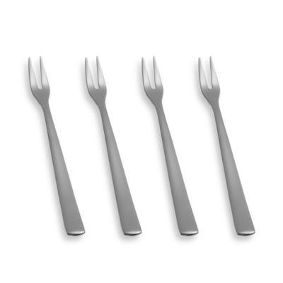 Bistro Cocktail Frank Forks (Set of 4)