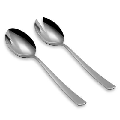 Bistro 11 3/4-Inch 2-Piece Salad Server Set