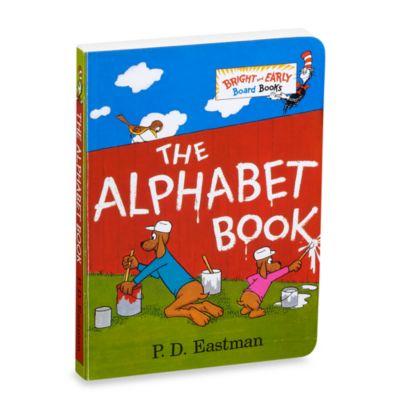 Dr. Seuss Alphabet Book!