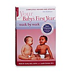 Your Baby's First Year Week by Week Book