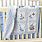 Whistle & Wink™ High Seas Baby Quilt