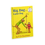 Big DogLittle Dog Book
