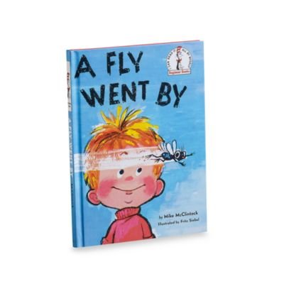 Dr. Seuss' A Fly Went By Book