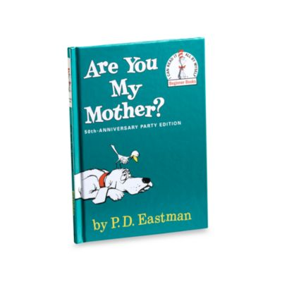 Dr. Seuss' Are You My Mother? Book