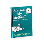 Are You My Mother? Book