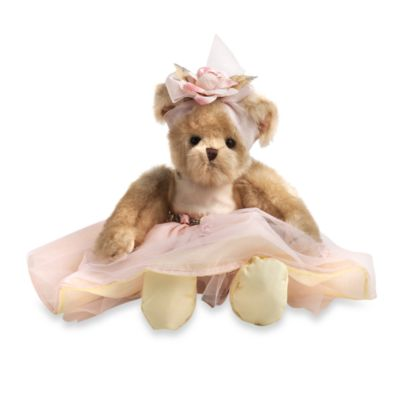 Glenna Jean Madison Plush 14-Inch Prima Donna Bear