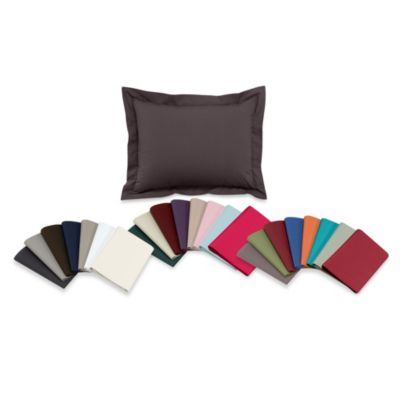 Cotton Euro Pillow Shams