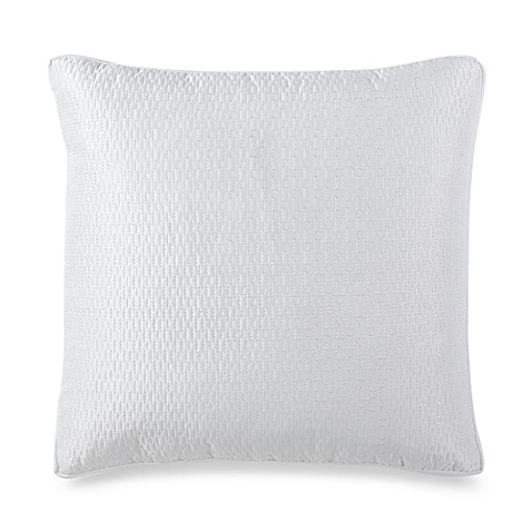 Buy Nicole Miller Argos 16 Quot Square Toss Pillow In White