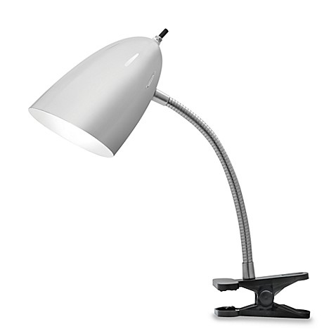 Studio 3B™ Gooseneck Clip Lamp with CFL Bulb